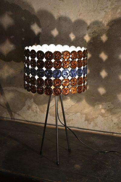 Lampen aus nespresso kapseln news obvita for Lampen namen